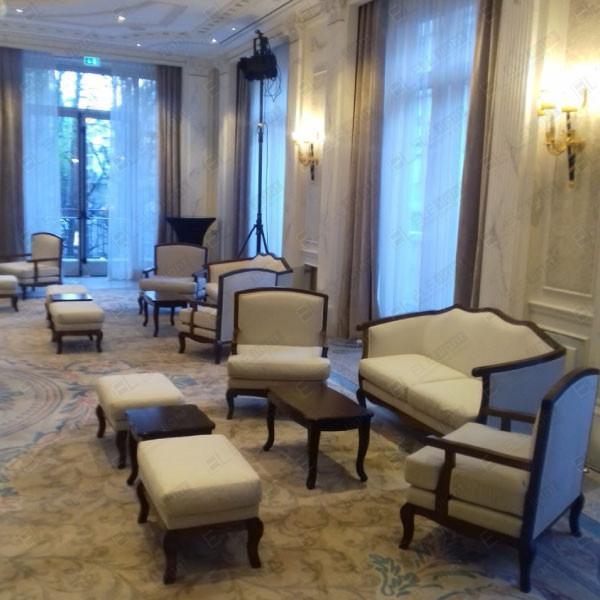 DIAMANTE AVORIO poltrona + divano + pouf
