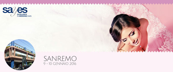 Salon International du Mariage - 14-15 Novembre 2015 - Montecarlo