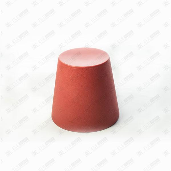 POUF ALI BABA rosso