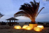 Ciottoli Luminosi - Spiaggia