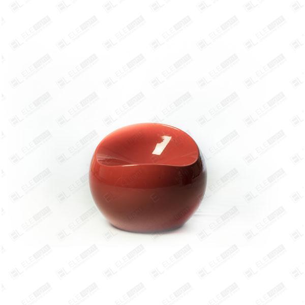 NOLEGGIO BALL CHAIR rosso