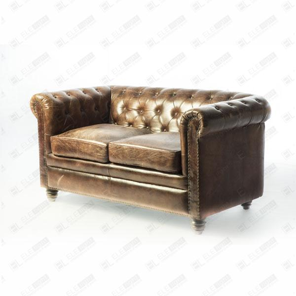 Chester Vintage: Two and Three Seater Sofa | ELE ight