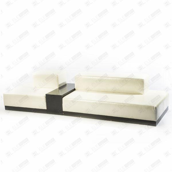 Confort divano due posti in ecopelle simil coccodrillo - Divano le confort ...