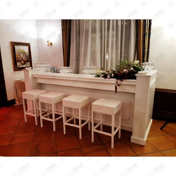 Montmelo Bancone Bar Bianco