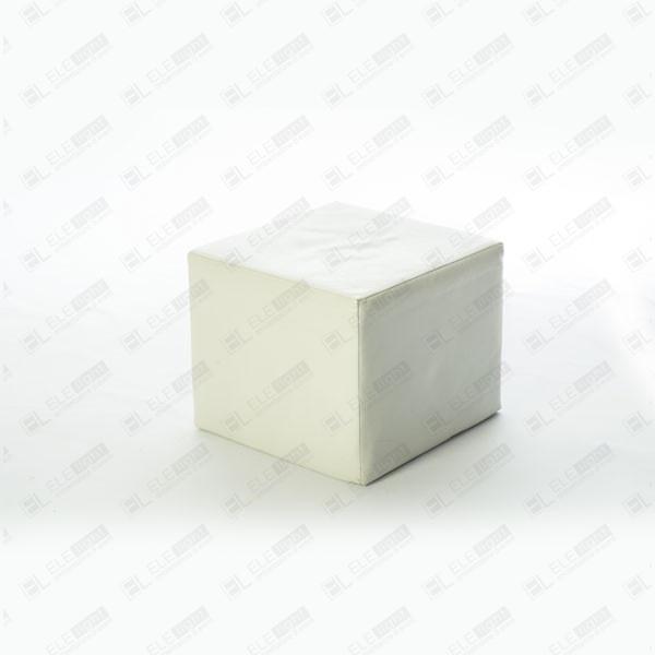 NOLEGGIO POUF SOCHI bianco