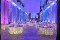 Tavoli e Buffet Luminosi
