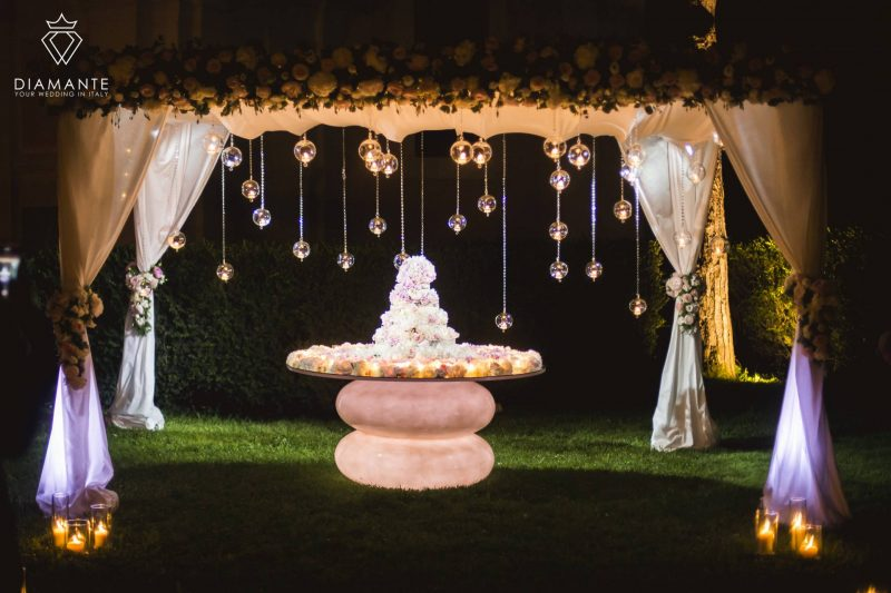 Diamante Wedding in Italy