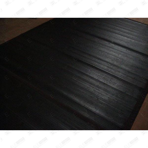 tappeto bambù nero mt 3x2