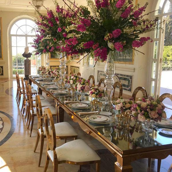 Sedia princess e tavolo venice
