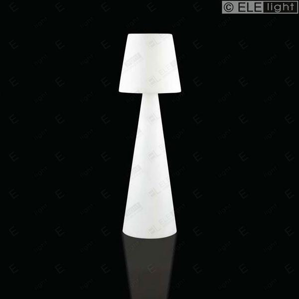 NOLEGGIO LAMPADA DA TERRA BY SLIDE DESIGN IN POLIETILENE PIVOT