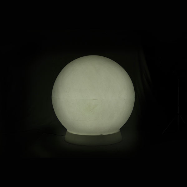 NOLEGGIO LAMPADA A SFERA LUMINOSA BY SLIDE DESIGN IN POLIETILENE SFERA DM200