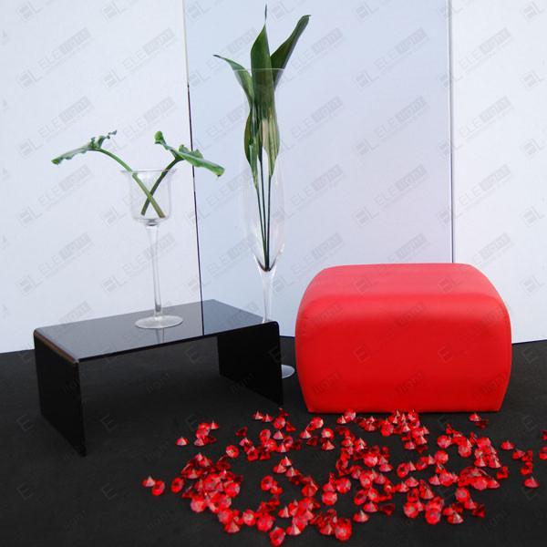 darwin rosso e tavolo lounge jolly
