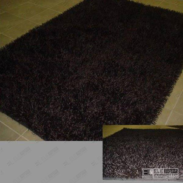 tappeto english black
