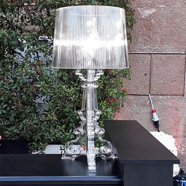 Bourgie lampada