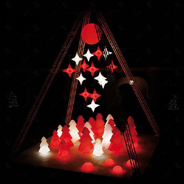 Allestimento natalizio